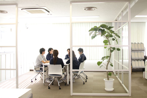 3Fミーティングルーム